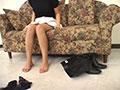 貴女のブーツとパンスト脱がします。 Vol05