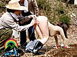 田舎に嫁いだ新妻が村の男衆にアナル調教され共同肥溜めにされた話 篠田ゆう